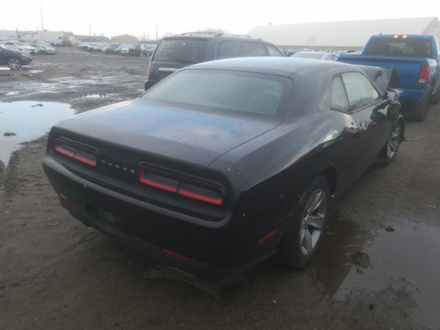 2017 DODGE CHALLENGER - Right Rear View