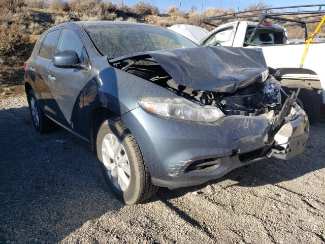 Salvage cars for sale from Copart Reno, NV: 2014 Nissan Murano S