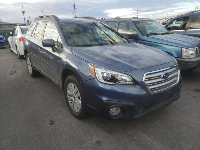 Salvage cars for sale from Copart Reno, NV: 2017 Subaru Outback 2