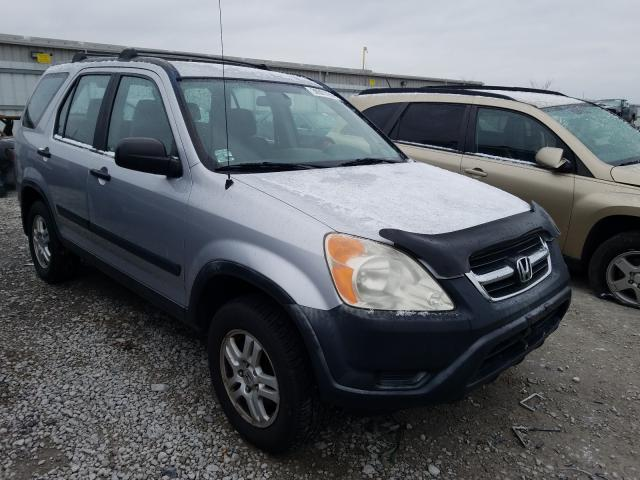 Salvage cars for sale from Copart Walton, KY: 2002 Honda CR-V LX