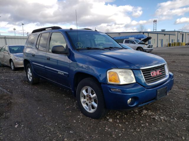 Salvage cars for sale from Copart Finksburg, MD: 2005 GMC Envoy XL