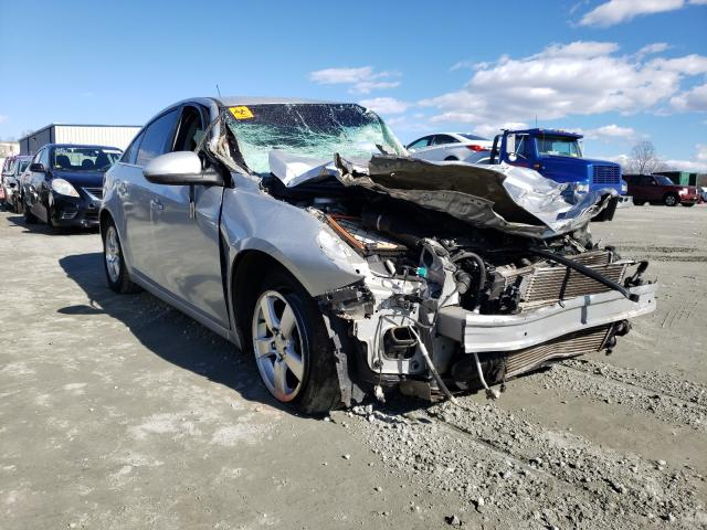 Salvage 2013 CHEVROLET CRUZE - Small image. Lot 30624251