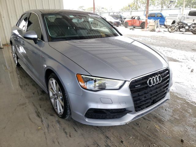 Salvage cars for sale from Copart Homestead, FL: 2015 Audi A3 Prestige