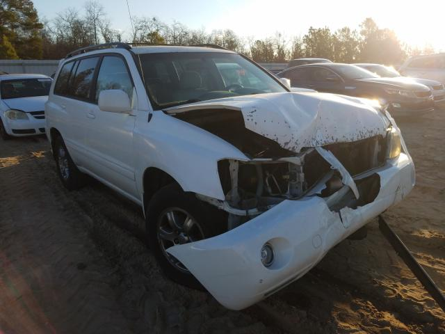 2007 TOYOTA HIGHLANDER - Other View Lot 30839441.
