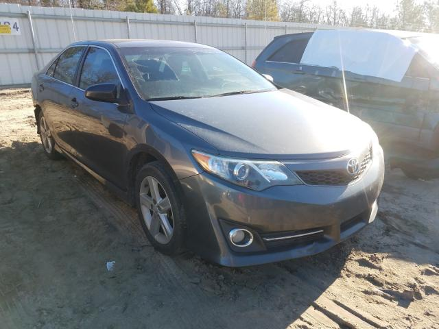 Salvage cars for sale from Copart Gaston, SC: 2014 Toyota Camry L