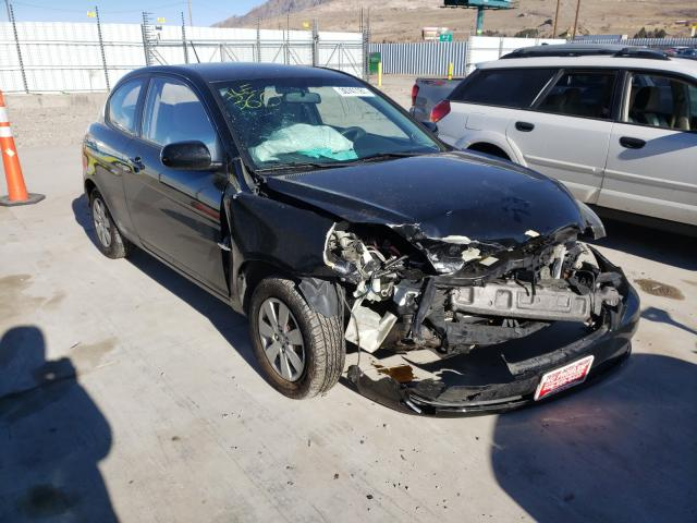 Salvage cars for sale from Copart Farr West, UT: 2010 Hyundai Accent BLU