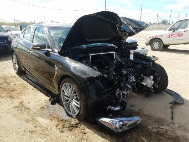 Genesis salvage cars for sale: 2021 Genesis G70