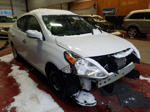 2019 Nissan Versa S for sale in Angola, NY