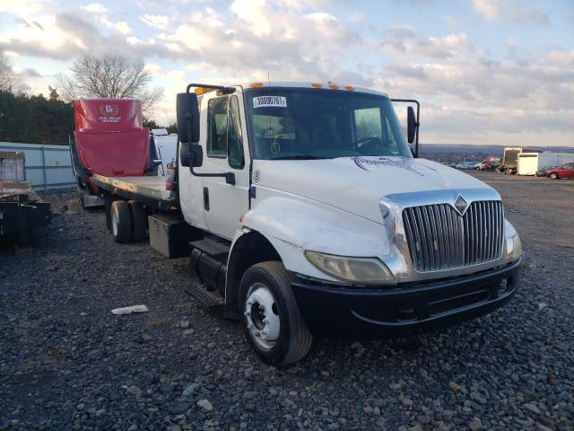 Salvage cars for sale from Copart Pennsburg, PA: 2003 International 4000 4300