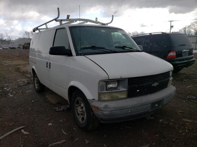 Salvage cars for sale from Copart Hillsborough, NJ: 2005 Chevrolet Astro