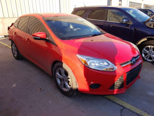 Salvage 2014 FORD FOCUS - Small image