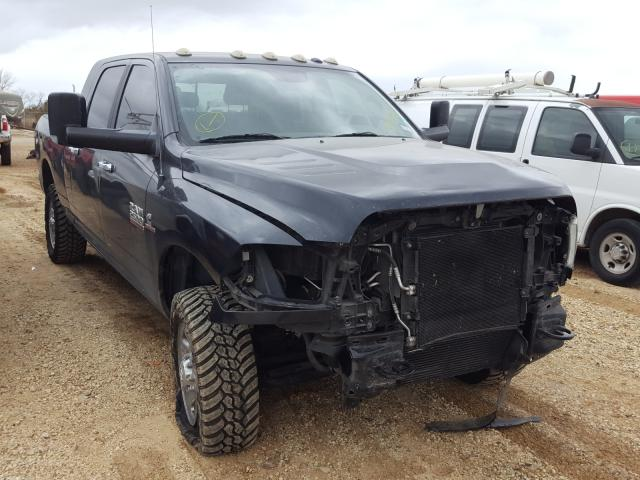 Salvage cars for sale from Copart San Antonio, TX: 2017 Dodge RAM 2500 SLT