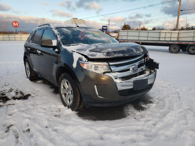 Salvage 2011 FORD EDGE - Small image. Lot 31274071