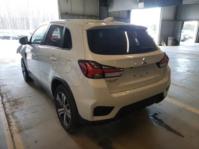 купить 2020 Mitsubishi Outlander 2.0L JA4AR3AUXLU018333