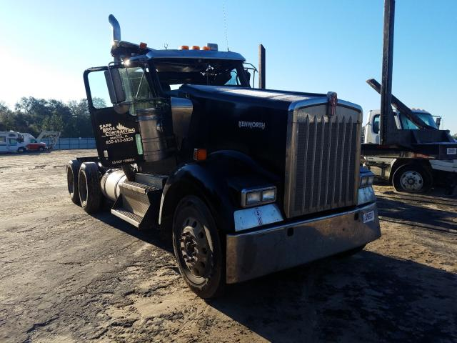 Salvage cars for sale from Copart Midway, FL: 2012 Kenworth Construction