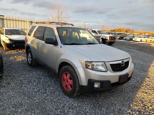 Salvage cars for sale from Copart Courtice, ON: 2010 Mazda Tribute S