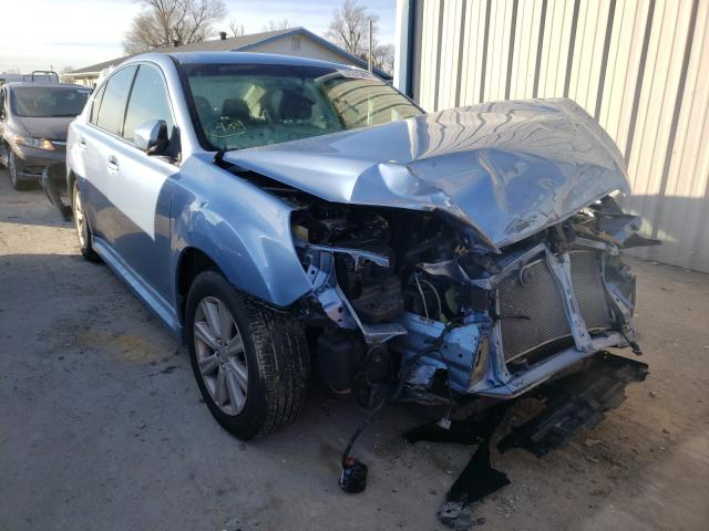 Salvage cars for sale from Copart Sikeston, MO: 2011 Subaru Legacy 2.5