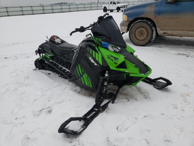 Arctic Cat salvage cars for sale: 2018 Arctic Cat Snowmobile