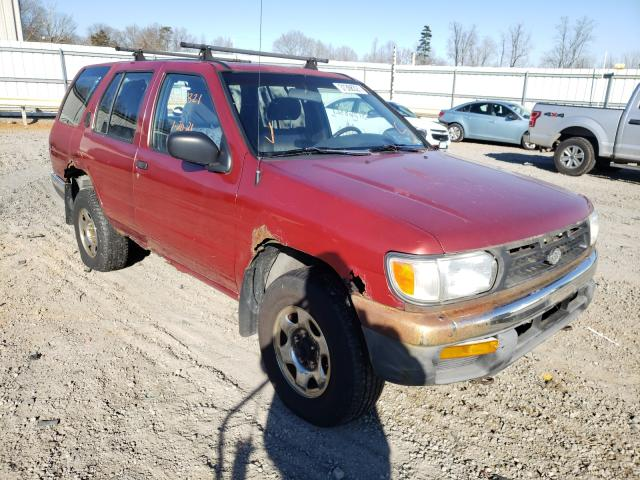 Salvage cars for sale from Copart Chatham, VA: 1998 Nissan Pathfinder