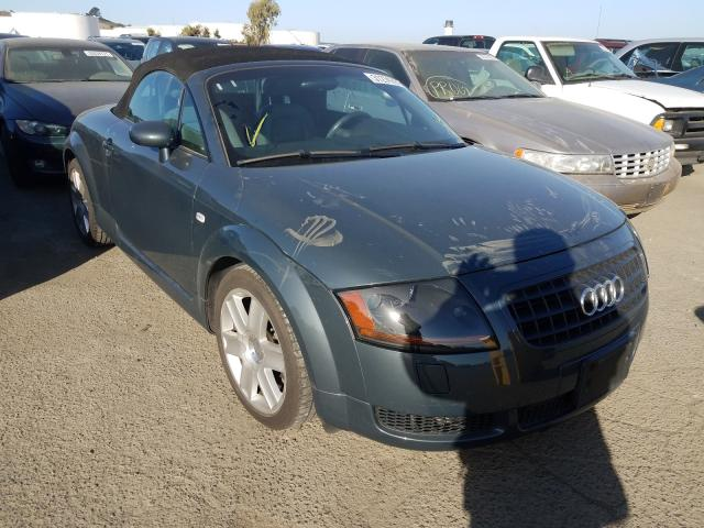 Audi TT salvage cars for sale: 2004 Audi TT