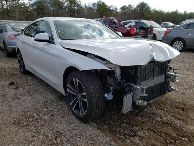 BMW salvage cars for sale: 2020 BMW 440XI Gran Coupe