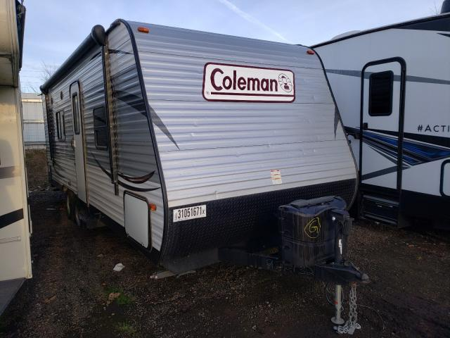 Coleman salvage cars for sale: 2016 Coleman Other