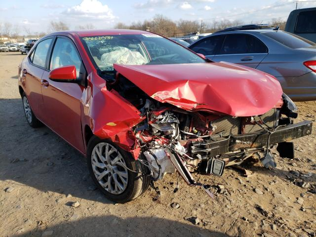 Salvage cars for sale from Copart Hillsborough, NJ: 2019 Toyota Corolla L