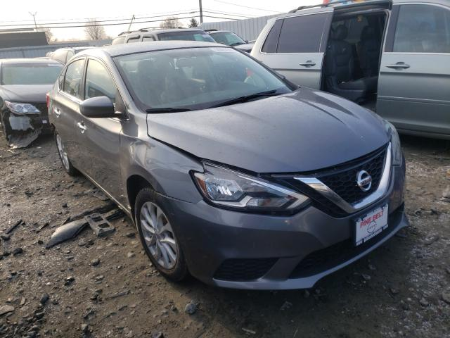 Nissan Sentra S salvage cars for sale: 2018 Nissan Sentra S