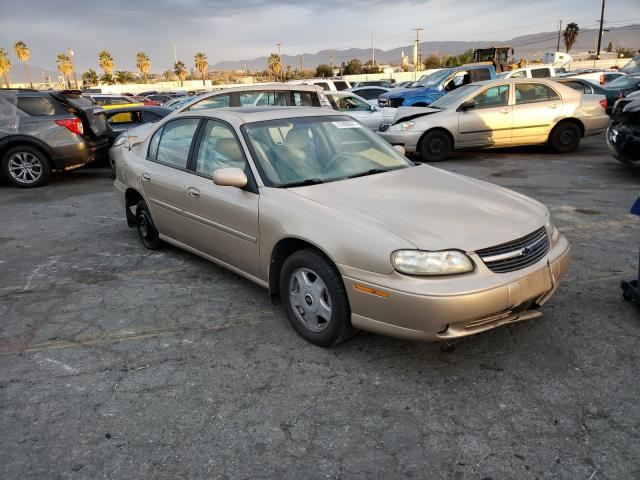 Salvage cars for sale from Copart Colton, CA: 2001 Chevrolet Malibu LS