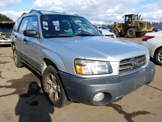 Vehiculos salvage en venta de Copart New Britain, CT: 2004 Subaru Forester