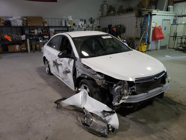 Salvage cars for sale from Copart Savannah, GA: 2013 Chevrolet Cruze LT