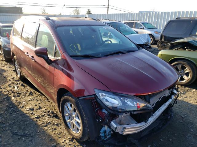 Chrysler Voyager LX salvage cars for sale: 2020 Chrysler Voyager LX