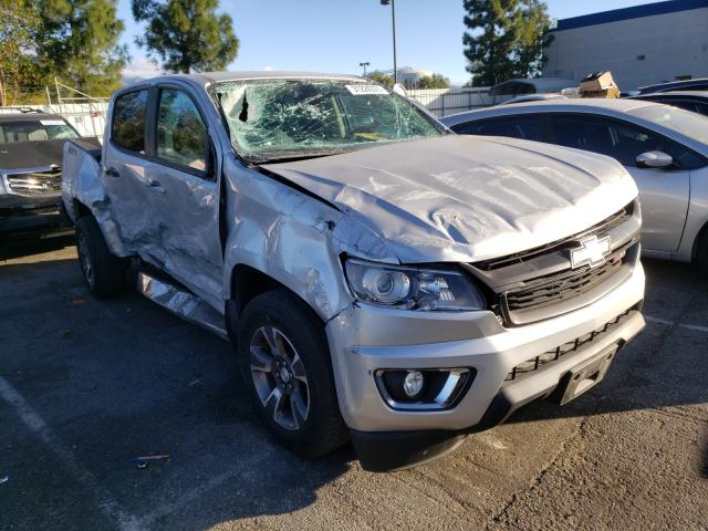 Salvage cars for sale from Copart Rancho Cucamonga, CA: 2016 Chevrolet Colorado Z