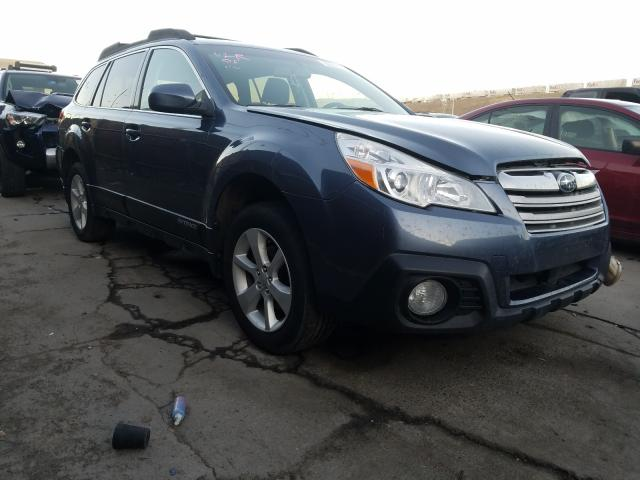 2014 SUBARU OUTBACK 2. - Other View Lot 30669951.