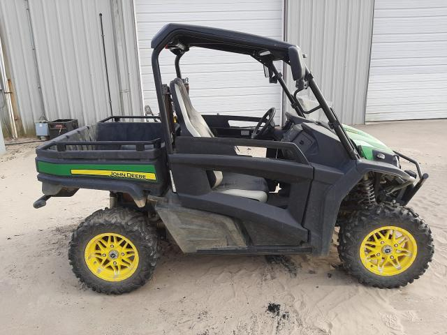Salvage cars for sale from Copart Conway, AR: 2018 John Deere Gator 4X4