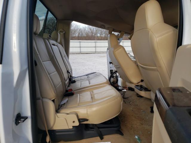 2008 FORD F250 SUPER - Interior View