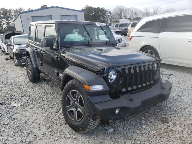 2020 JEEP WRANGLER U - Other View Lot 31216971.