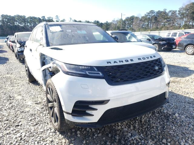 Salvage cars for sale from Copart Ellenwood, GA: 2019 Land Rover Range Rover