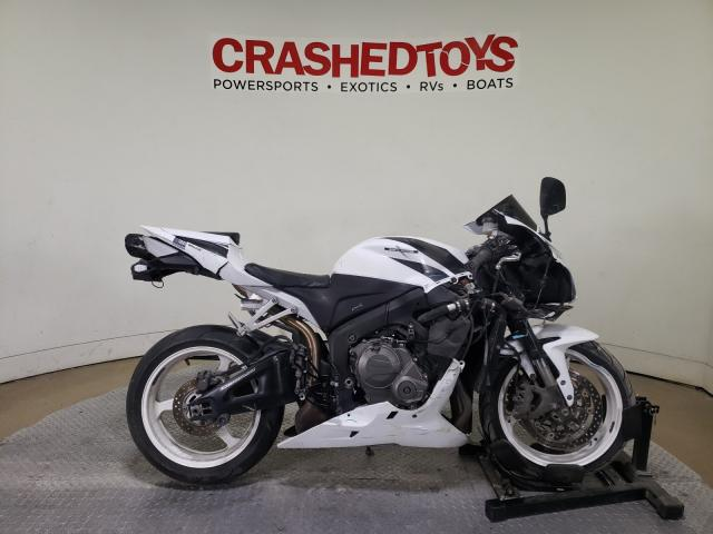 Honda CBR 600RR salvage cars for sale: 2008 Honda CBR 600RR