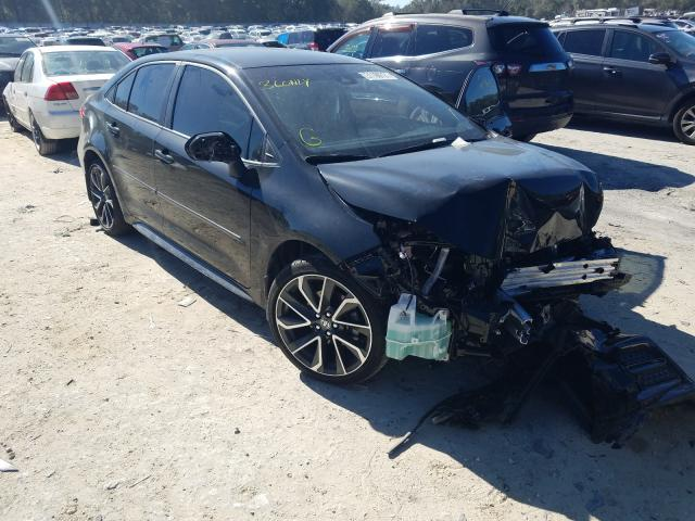 Salvage cars for sale from Copart Ocala, FL: 2021 Toyota Corolla SE