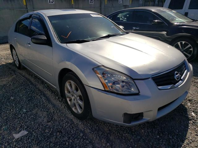 Nissan Maxima salvage cars for sale: 2008 Nissan Maxima