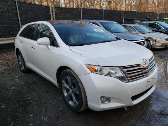 Salvage cars for sale from Copart Waldorf, MD: 2011 Toyota Venza