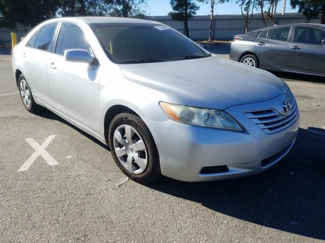Salvage cars for sale from Copart Rancho Cucamonga, CA: 2009 Toyota Camry Base