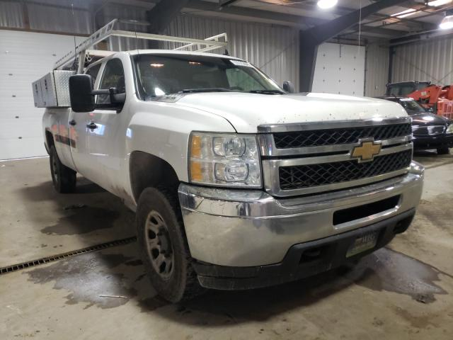 Salvage cars for sale from Copart West Mifflin, PA: 2011 Chevrolet Silverado