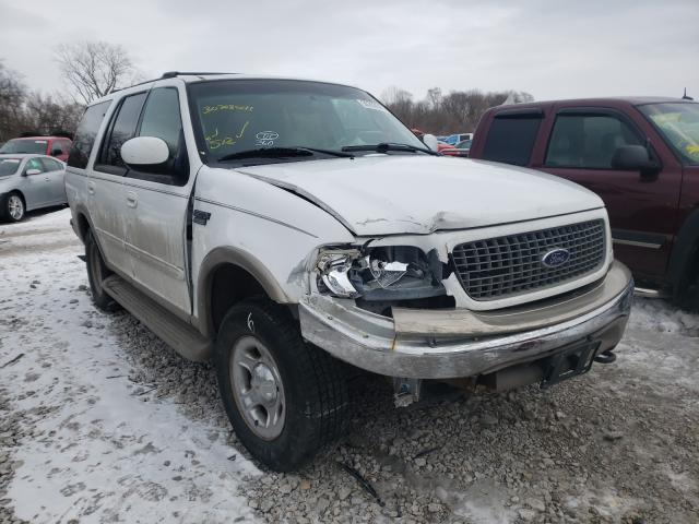 Ford Expedition salvage cars for sale: 2002 Ford Expedition