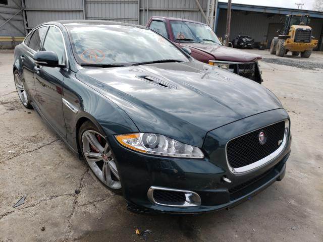 Jaguar XJR salvage cars for sale: 2014 Jaguar XJR