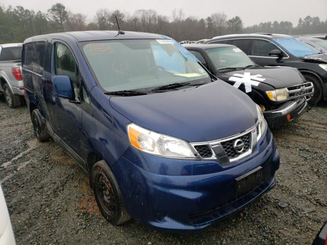 Salvage cars for sale from Copart Shreveport, LA: 2013 Nissan NV200 2.5S