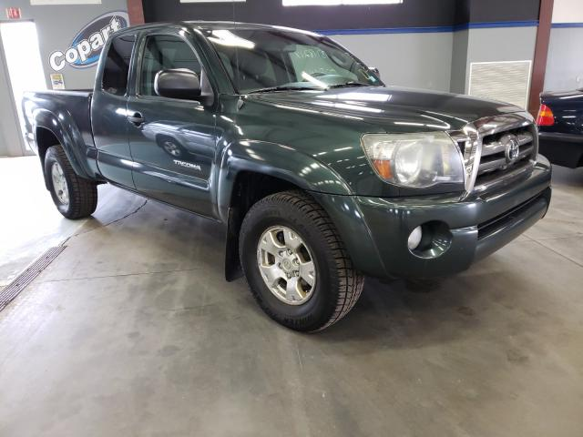 Salvage cars for sale from Copart East Granby, CT: 2009 Toyota Tacoma ACC