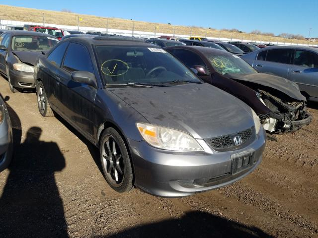 2005 Honda Civic EX en venta en Colorado Springs, CO