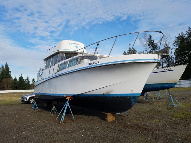 Salvage cars for sale from Copart Arlington, WA: 1962 Unif Boat Only